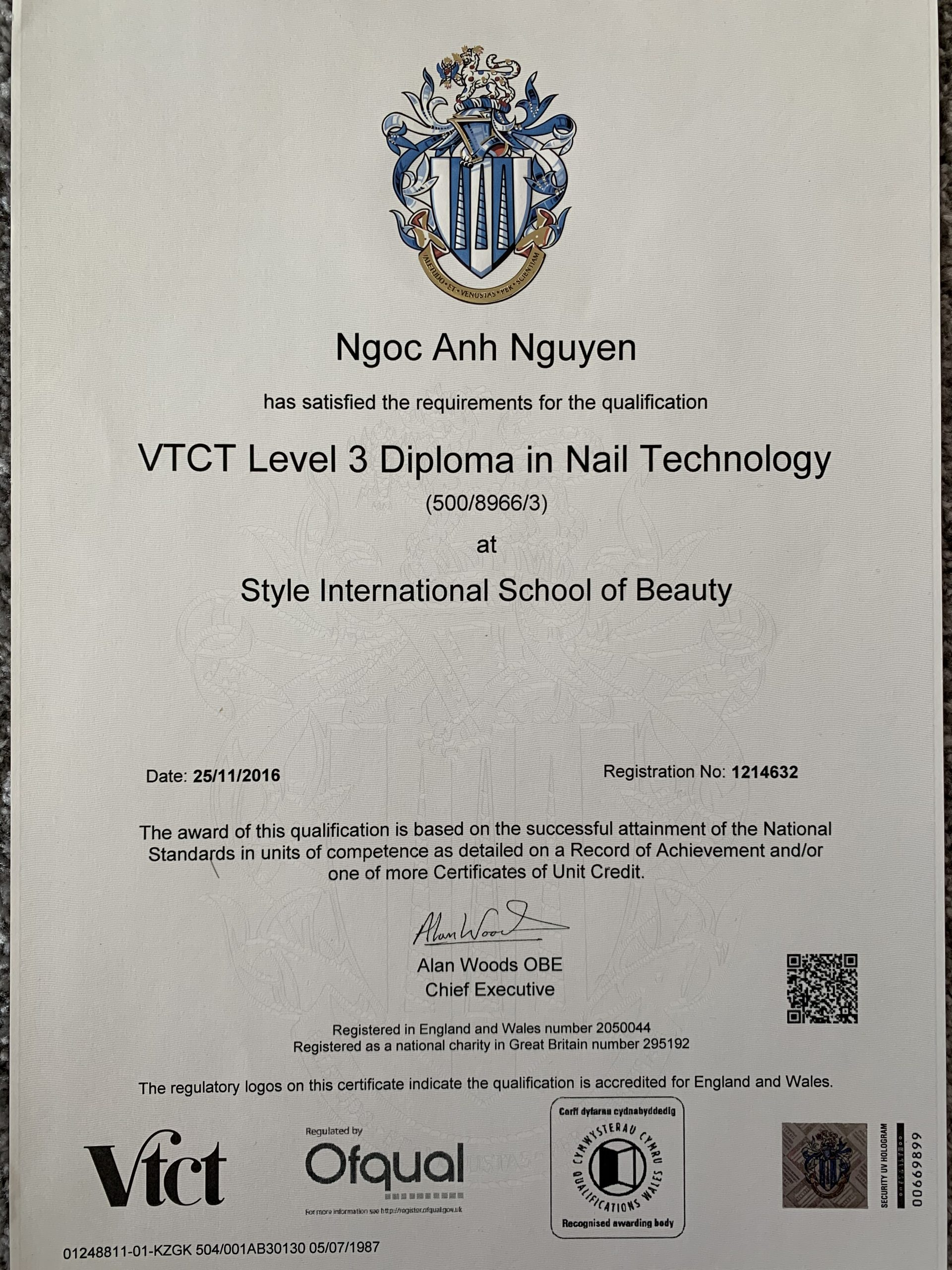 qualification 4